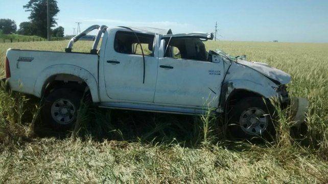 Dos jóvenes oriundos de San Genaro murieron en un accidente a la altura de Las Rosas