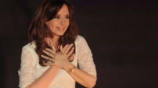Cristina Fernández defendió la distribución de la obra pública durante su gobierno