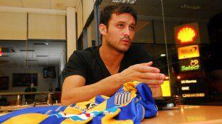 Ezequiel González dijo que en un futuro le gustaría insertarse en Central.