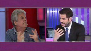 Duro cruce entre Nicolás Magaldi y Raúl Rizzo que se fue a los gritos del estudio
