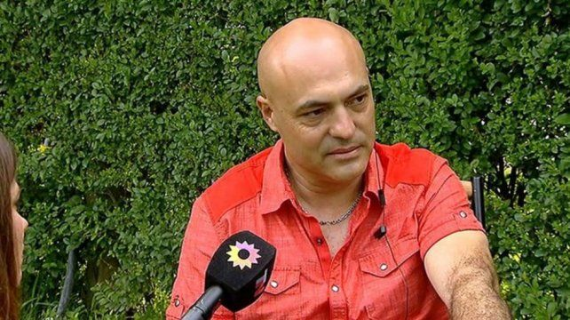 Marcelo Salinas dijo que analiza la posibilidad de mudarse junto a su familia a otro barrio.