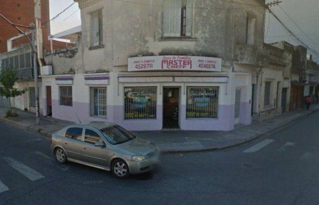 Udrizar era propietario del local de comidas