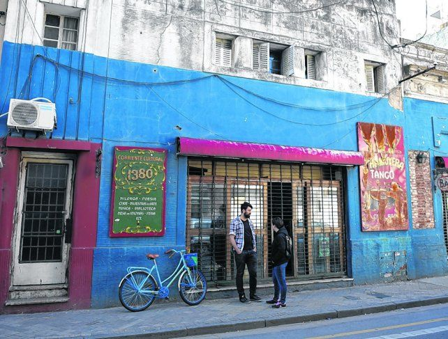 El lugar. El demencial ataque se desató el miércoles pasado en el bar La Chamuyera