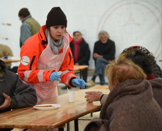 Norcia. Más de 15 mil personas están en refugios. Muchas más