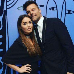 Lali Espósito y Ricky Martin compartirán escenario en México.