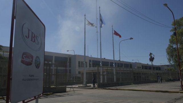 La planta de Villa Gobernador Gálvez.