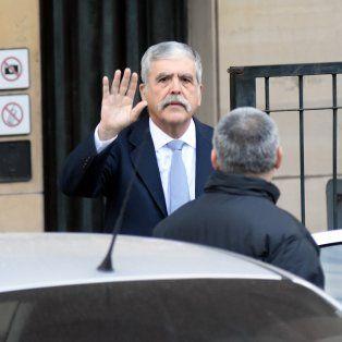 El ex ministro de Planificación Federal durante los gobiernos kirchneristas, Julio De Vido.