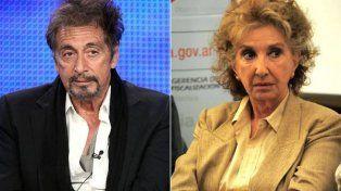 Norma Aleandro dijo que le dio vergüenza ajena el show de Al Pacino en el Colón