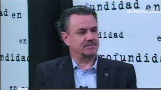 El exministro de Gobierno y actual diputado provincial socialista Rubén Galassi.