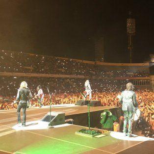 Los Guns n Roses volvieron tras 23 años. (Foto: Twitter @deljamesgang)