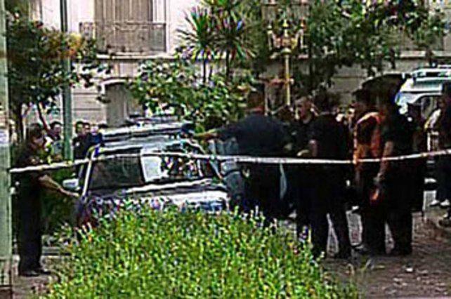 Drama en Recoleta. Mirta Schossler fue asesinada por su ex esposo.