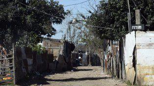 Asentamientos. En casi todos los casos no tienen agua