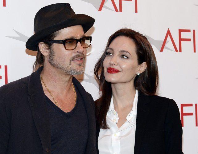 ¿Brad y Angelina no tenían sexo?