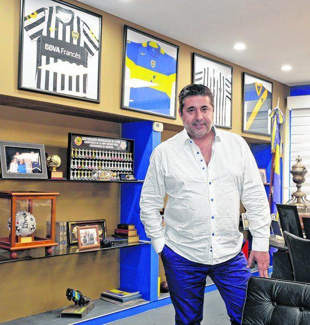 Lo que hizo el vicepresidente Cefaratti en el sorteo del árbitro fue una falta de respeto hacia Boca