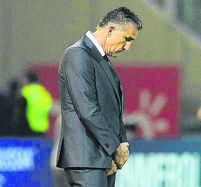Bauza preocupado por la decisión de Fifa.