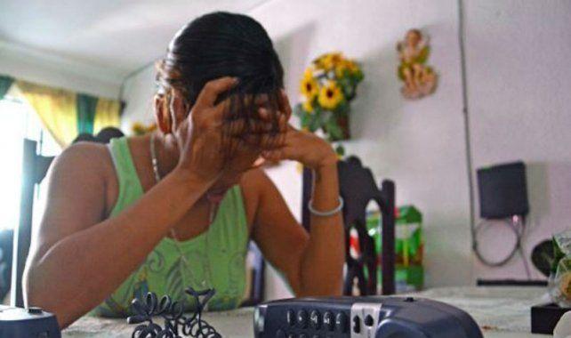 El espanto que atravesó una mujer chantajeada por su propio marido que la filmó a escondidas