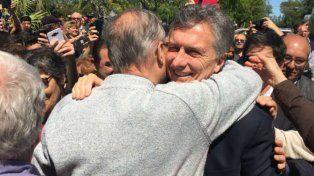 Macri estuvo junto a Lifschitz en Reconquista y dijo que el país empieza a tomar velocidad
