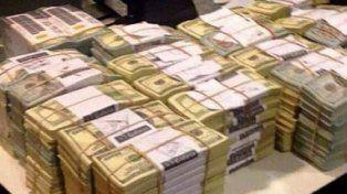 Confirman el embargo del dinero secuestrado de la caja de seguridad de  Florencia Kirchner