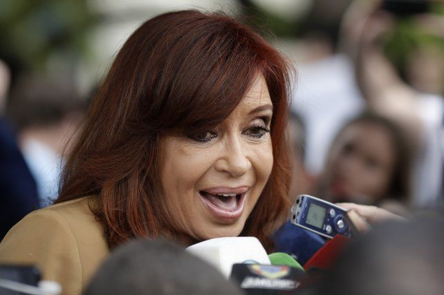 Apuntada. Cristina suma complicaciones luego de dejar la Casa Rosada.