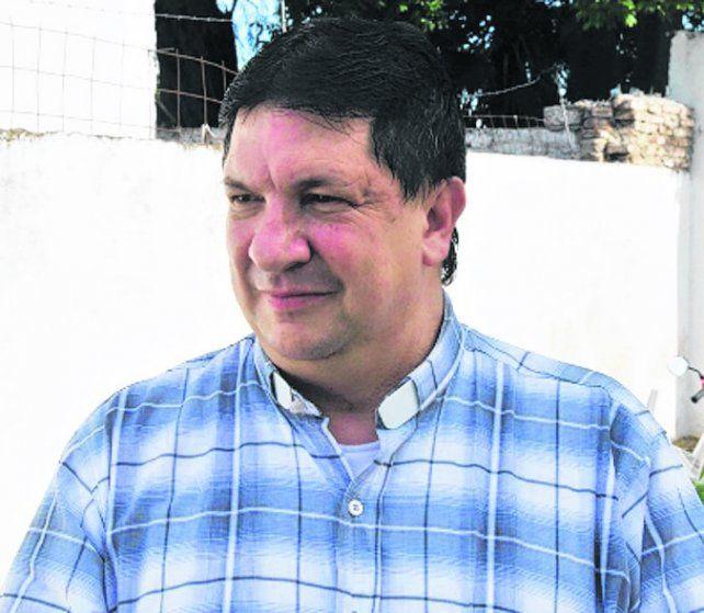 Escobar Gaviria. Está desde 2005 en la parroquia de Lucas González.