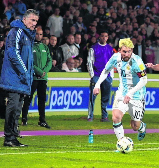 Estará Messi. Leo jugará con Brasil y Colombia
