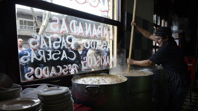 El legendario restaurante La Bella Napoli fue declarado sitio de interés histórico y cultural