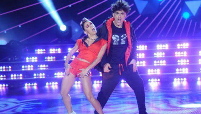 La bailarina que acompañaba a Favio Posca confesó que el actor la hizo llorar