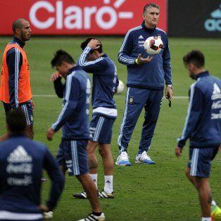 Bauza empezará en dos días a entrenar a parte del plantel en Cidade do Galo.