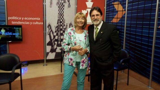 Lidia Saita y Jorge Ferrari