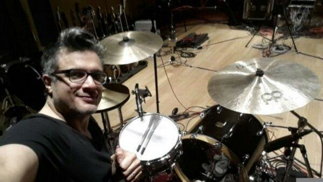 El baterista Diego Bartaburu adelantó algo de lo que será la nueva producción de la banda uruguaya.