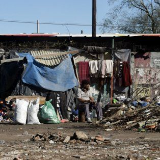 Desigualdad. Mientras el 10% más rico de la población le ganó a la inflación en 2016, el 10% más pobre se hundió.
