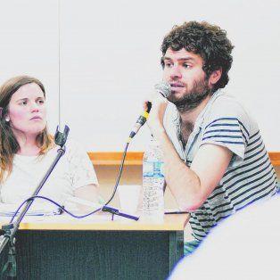 Otra economía. El sociólogo Daniel Schteingart disertó en Rosario invitado por la Universidad del Hacer.