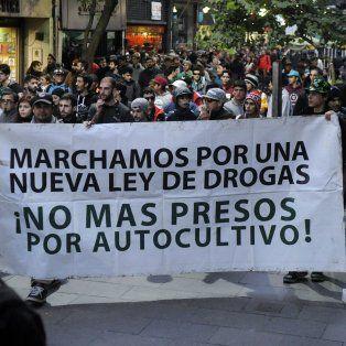 Presión. Las marchas vienen exigiendo cambios en la legislación.