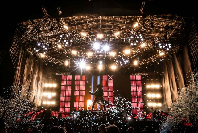 El líder de Guns N Roses hizo delirar a más de 30 mil fans en el Gigante de Arroyito.