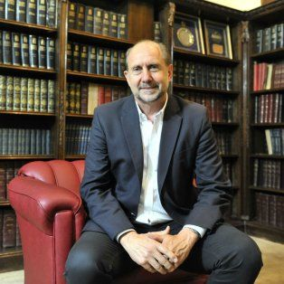 El presidente Macri tiene que ordenar a los jugadores en el gobierno. Hay un contexto que no es el mejor, dijo Perotti.