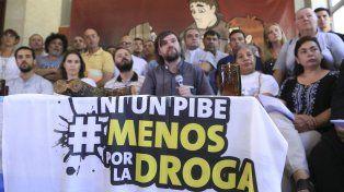 La Iglesia reclamó que se declare la emergencia nacional en adicciones