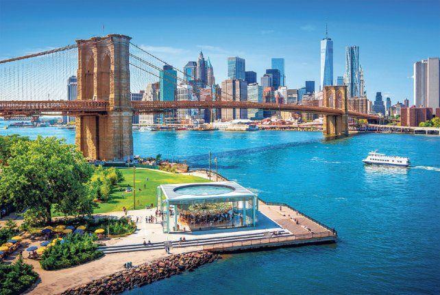 Nueva York, el sueño de los rosarinos