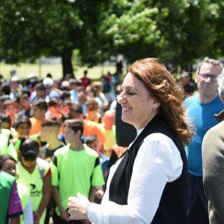 Fein dijo que el presupuesto 2017 permitirá que el 91 por ciento de la ciudad contando con obras cloacales.