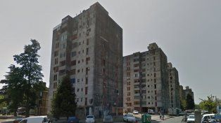 El hecho se desarrolló en barrio Municipal.