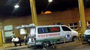 Encontraron 200 kilos de marihuana en una ambulancia que quería ingresar de Paraguay