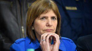 El Ministerio de Seguridad denunció a Esteche por intimidación pública.