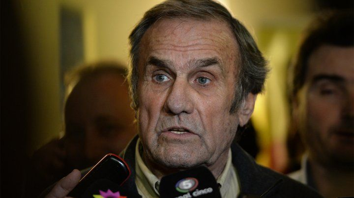 El senador Carlos Reutemann dijo que nunca le daría su bendición al gobierno anterior.