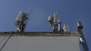 Comunicados. En la ciudad hay instaladas hoy cerca de 120 antenas.