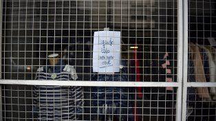Sin resto. Desde la Came indican que la sucesión de caídas en las ventas genera el cierre de muchos comercios.