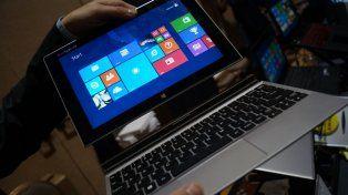 En marzo eliminarán el arancel para computadoras, tablets y notebooks importadas