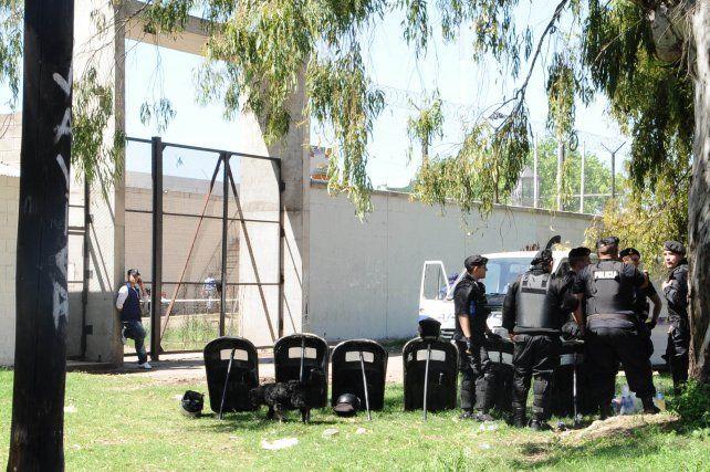 En foco. El instituto de Saavedra y Cullen fue el eje de un hábeas corpus que dispuso mejoras edilicias y educativas.