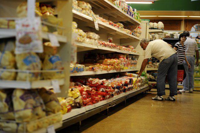 Los alimentos aumentaron un 28 por ciento en los últimos 12 meses