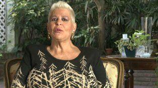 La cantante María Martha Serra Lima sumó otra polémica declaración.