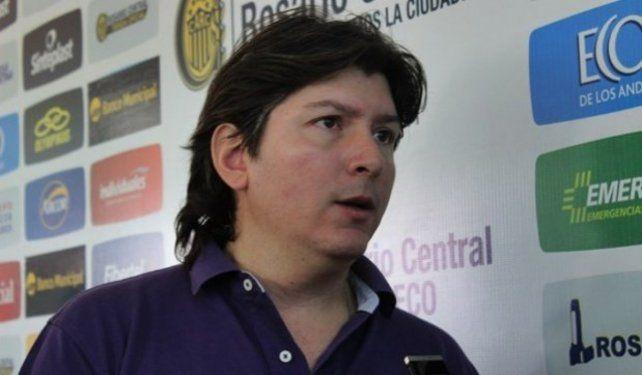 La Copa Argentina es la prioridad para Central pero le damos una importancia superlativa al torneo largo