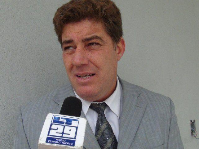 Elfiscal Mauro Blanco.